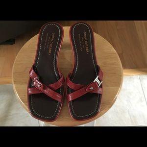 Donald J. Pliner Slides On Sandals